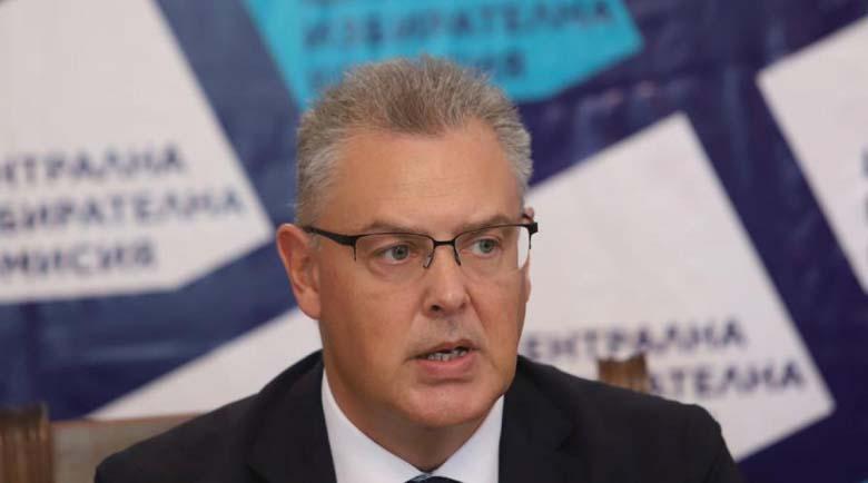 Одобриха Александър Андреев за нов шеф на ЦИК