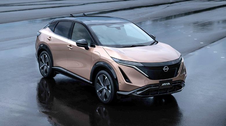 Nissan Ariya ще изминава до 500 км на ток и ще има 5 версии