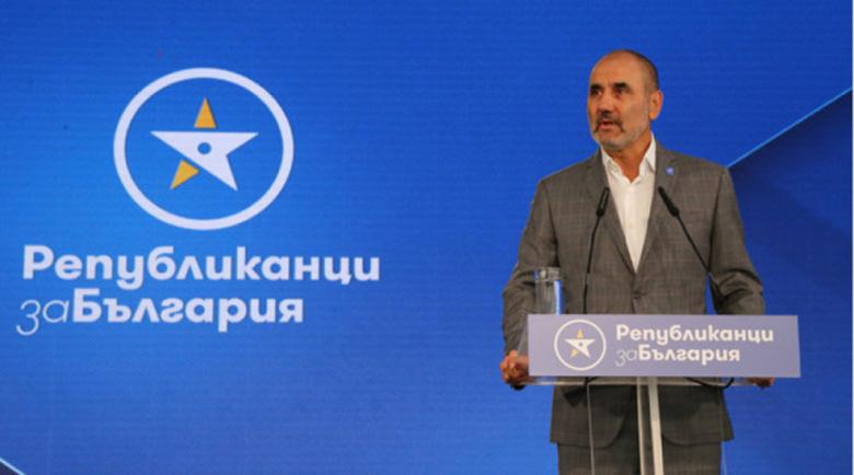 Учредяват официално днес партията на Цветан Цветанов