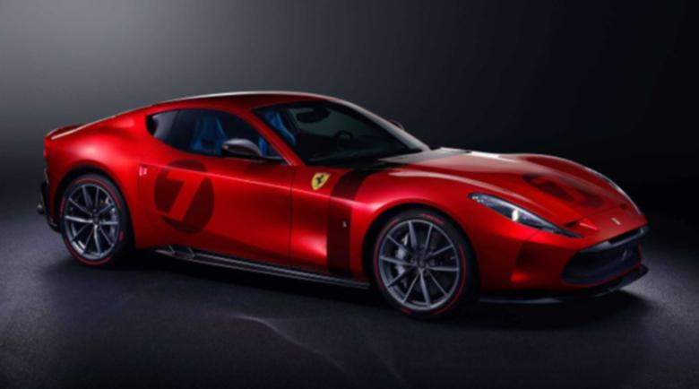 Ferrari представи нова уникална кола – Omologata