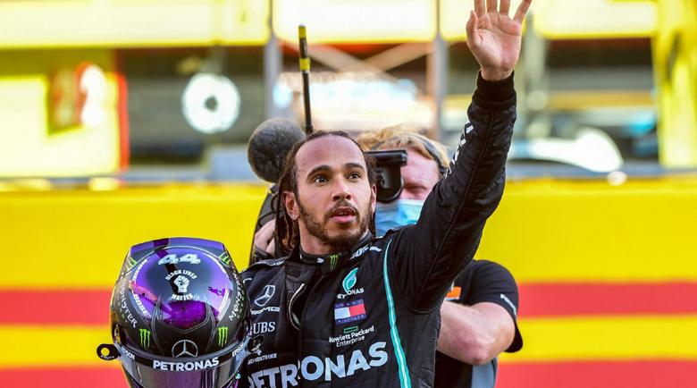 Люис Хамилтън с рекорден 96-и полпозишън във Формула 1
