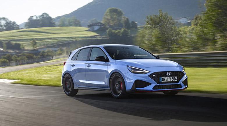 Хотхечът Hyundai i30 N Performance става по-мощен