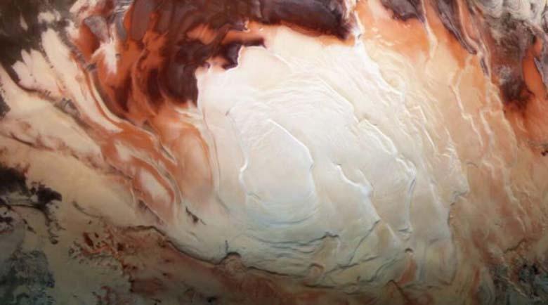 Езера под южния полюс на Марс крият огромна загадка