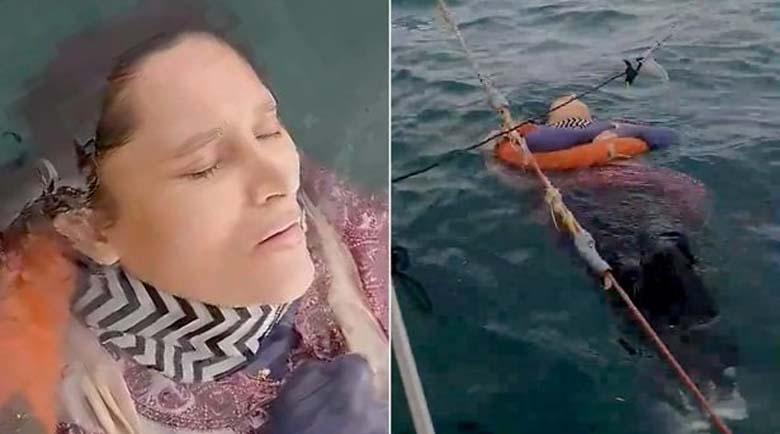 Чудо! Изчезнала преди 2 години жена открита… жива в морето