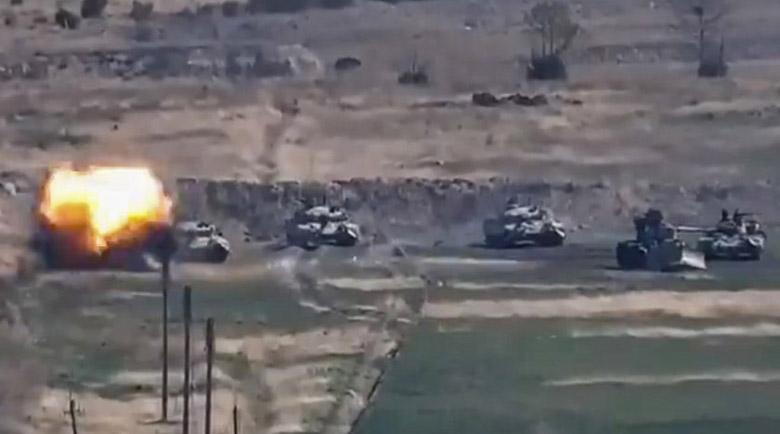 Ожесточени боеве: Адът в Нагорни Карабах продължава
