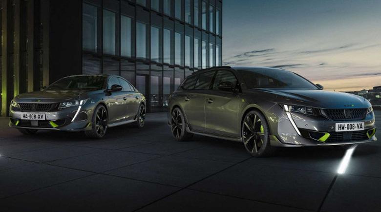 Peugeot показа най-мощните си серийни модели