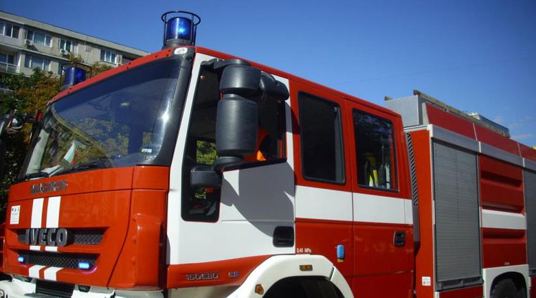 62-годишен мъж изгоря при пожар в Дебелец