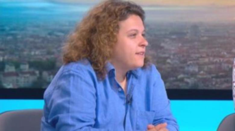 Поли Паунова: Щом Борисов знае коя е госпожата – службите знаят ли?
