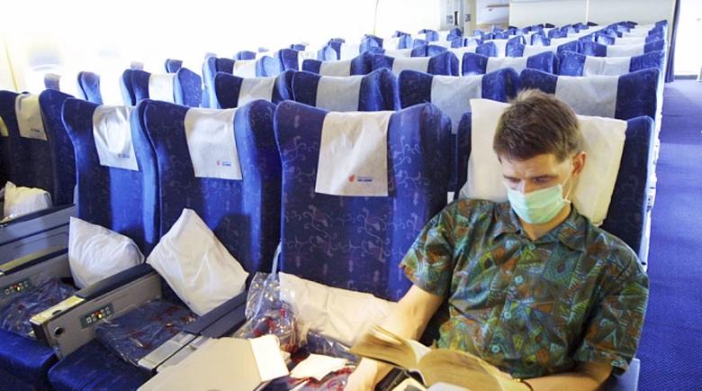 Антивирусно: Пътниците искат прегради в самолетите