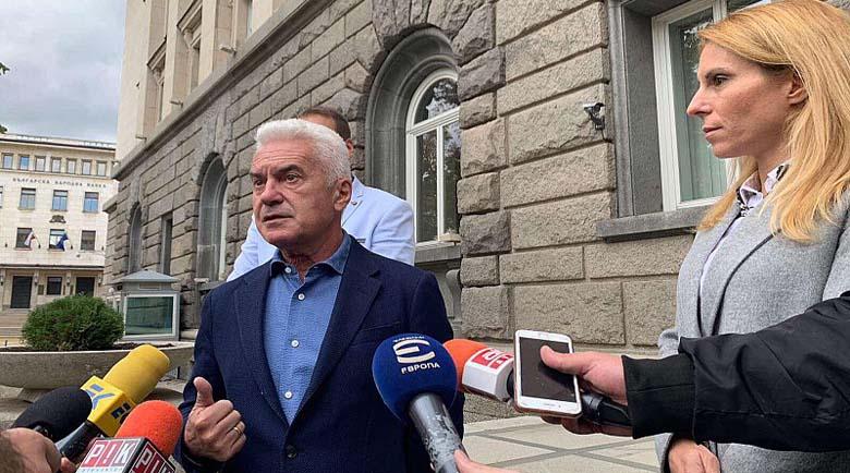 Сидеров се оплака от полицейска репресия, за втори път му взимат отпечатъци