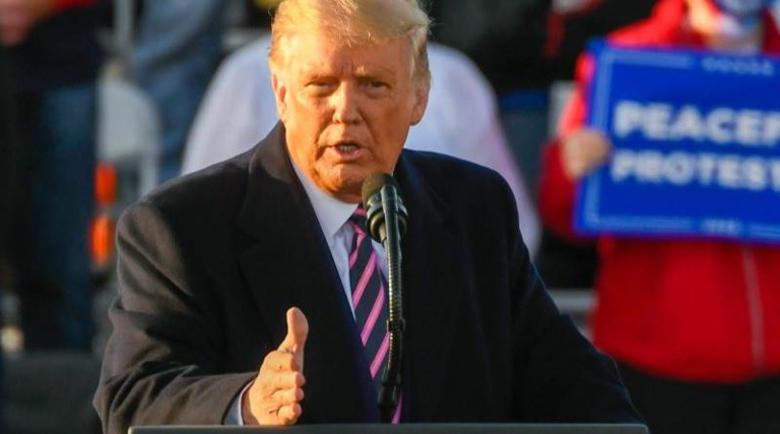 Доналд Тръмп ще гласува утре предсрочно във Флорида