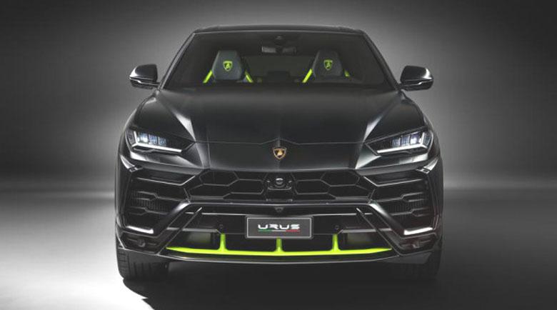 Lamborghini направи графитен Urus в 16 комбинации