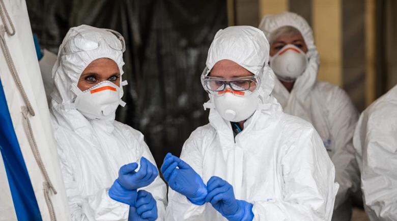 Рекорд: Над 700 000 нови случая на Covid-19 в Европа за седмица
