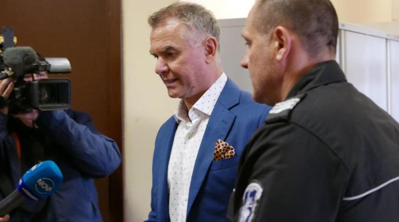 Атанас Бобоков остава в ареста въпреки здравословните му проблеми