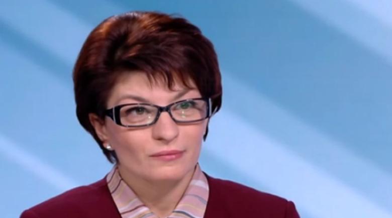 Десислава Атанасова: Радев говори несериозни неща