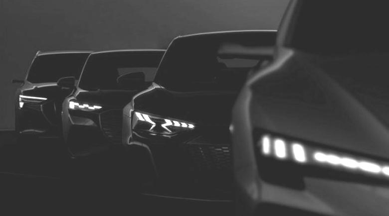 Audi стартира преследването на Tesla