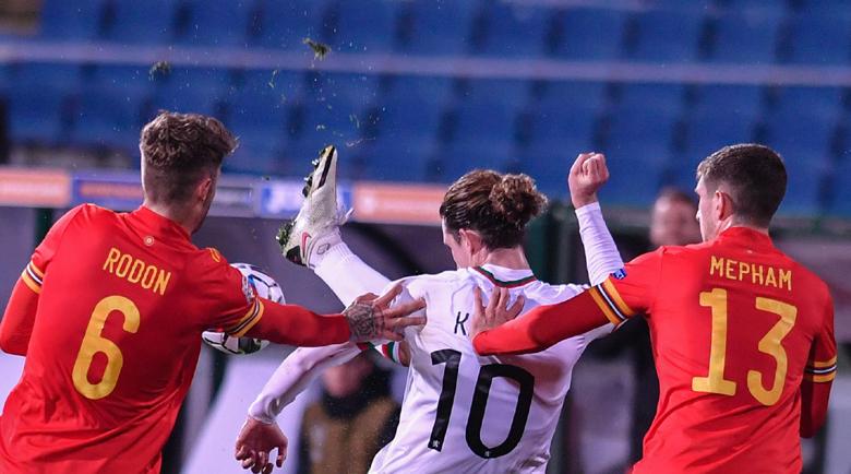 Тъжната серия на националния отбор продължи и срещу Уелс
