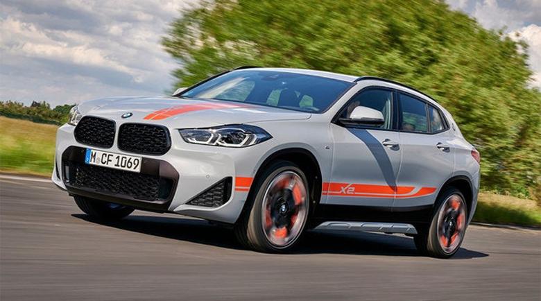 BMW X2 получава специална младежка М-версия