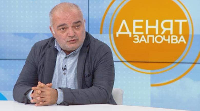 Бабикян: Брюксел няма да дойде и да уволни Борисов вместо българите