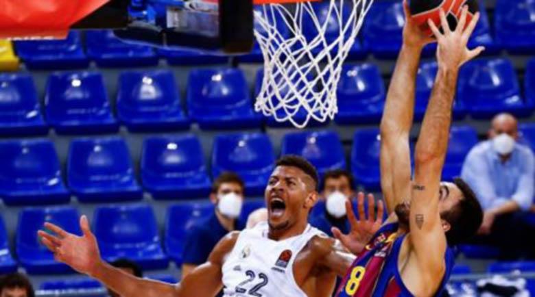 Баскетболното Ел Класико завърши с победа за Барселона
