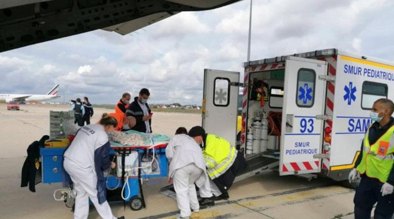 Бебето, оперирано във Франция спирало да диша, докато спи
