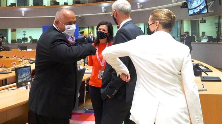 България ще пази външните граници на ЕС, обеща Борисов в Брюксел