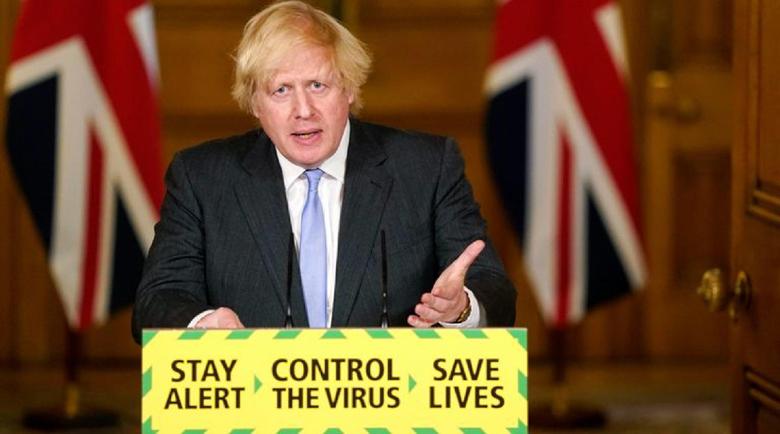 Борис Джонсън обеща промени на Острова след коронакризата