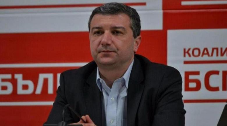 Депутатът Драгомир Стойнев е с положителна проба на COVID-19