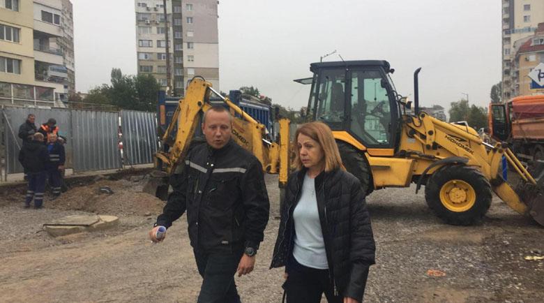 """Отпушват кръстовището на """"Каблешков"""" и """"Костенски водопад"""" до 22 октомври"""