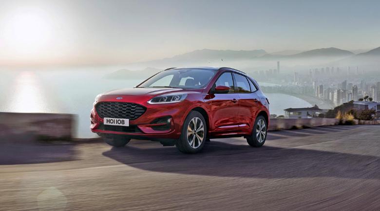 Ford Kuga поведе класацията в тестовете на Euro NCAP