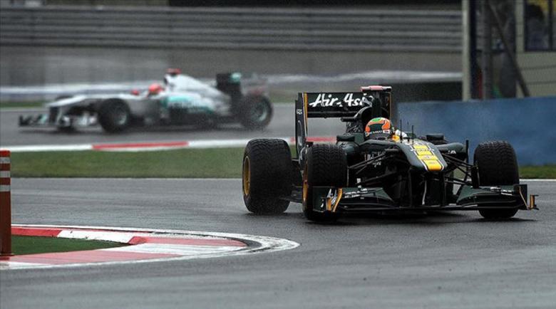 Формула 1 се връща в Истанбул, но без публика