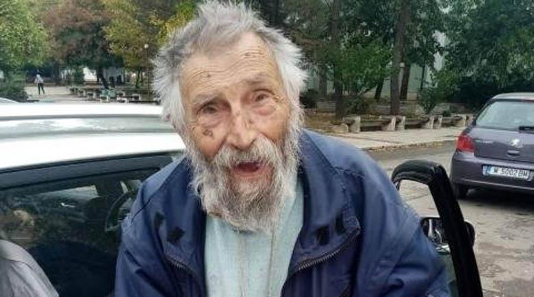 Грехота: Художникът на Васил Левски спи в каруца