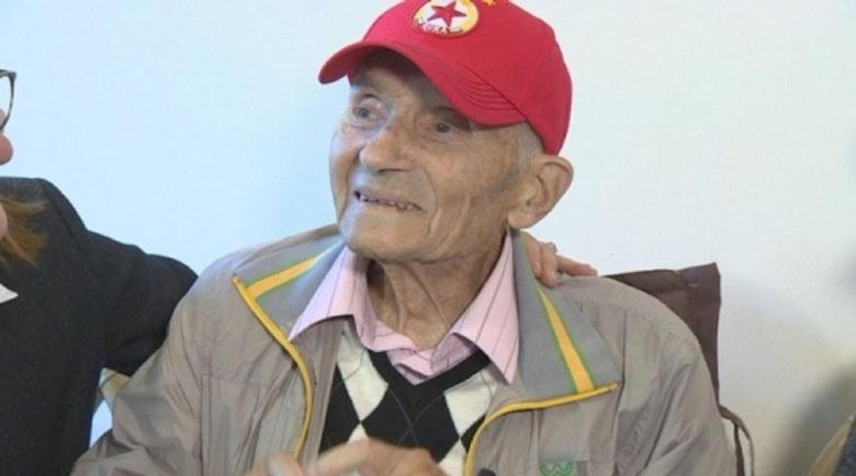 Шампион с ЦСКА стана на 100 години