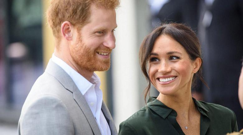 Хари и Меган пак отсвириха Елизабет Втора за Коледа