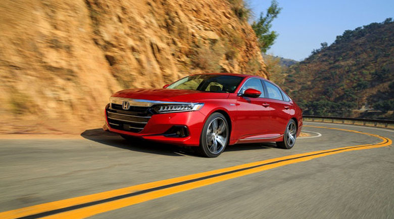 Козметични промени за седана Honda Accord 2021