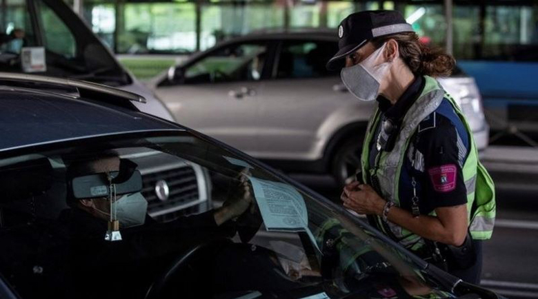 Строги мерки: Блокада на Мадрид заради COVID-19