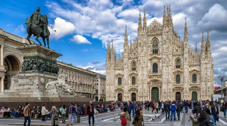 Милано пак пламна от коронавирус