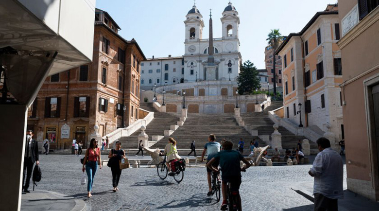 Италия направи рекорден брой тестове за денонощие