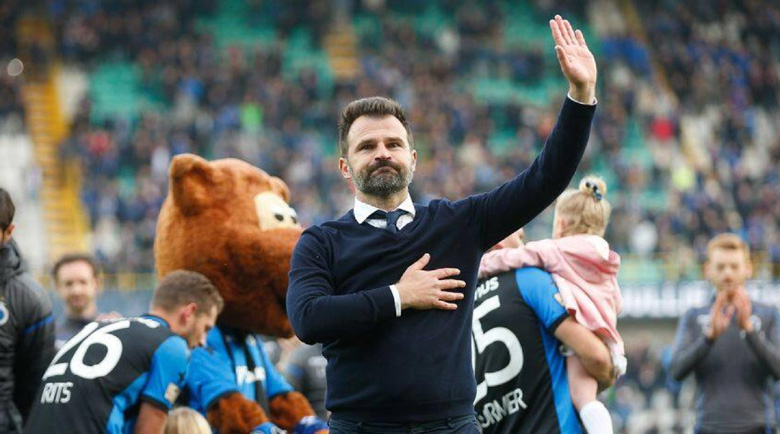 """Треньорът на """"Антверпен"""": На фона на """"Лудогорец"""" и """"Тотнъм"""" сме новаци в Европа"""