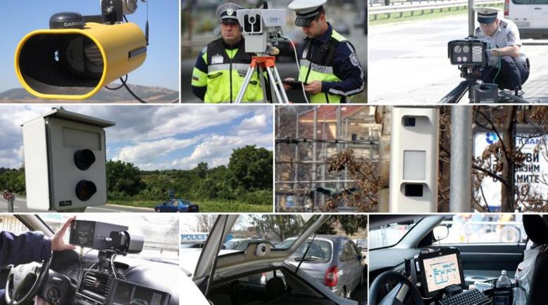 Шпионските очи на КАТ – как ни снимат по пътищата
