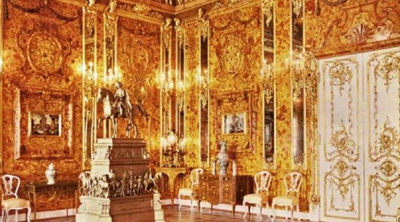 Мистерия: Кехлибарената стая в кораб на Хитлер?