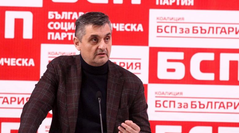 Кирил Добрев: Да спрем разпада на БСП!