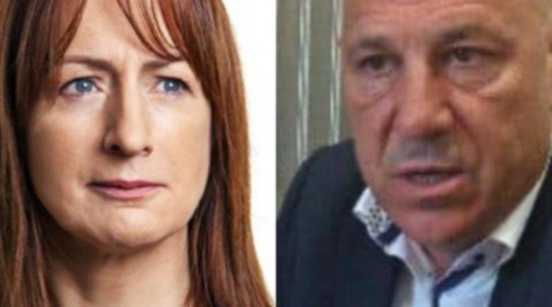 Кметът на Поморие скочил на евродепутата Клеър Дейли, тя го плаши с адвокати