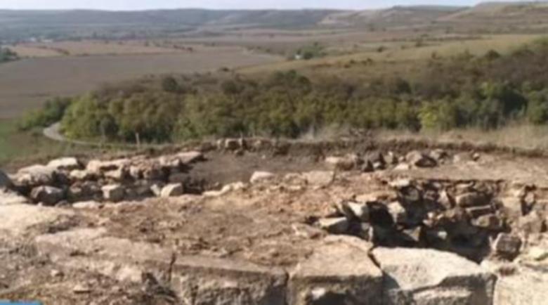 Откриха уникална римска крепост край село Широково