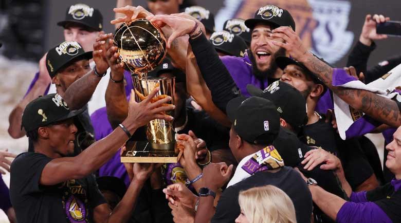 """""""Лос Анджелис Лейкърс"""" спечели 17-а титла в НБА"""