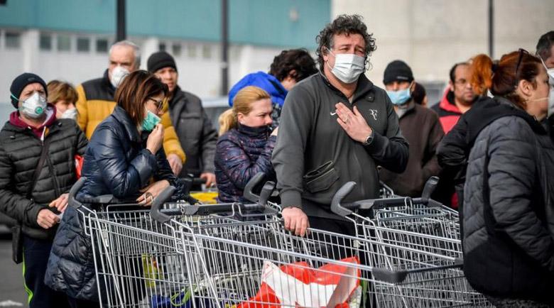 Презапасяването-2: Народът пак тъпче количките с боб, брашно и олио