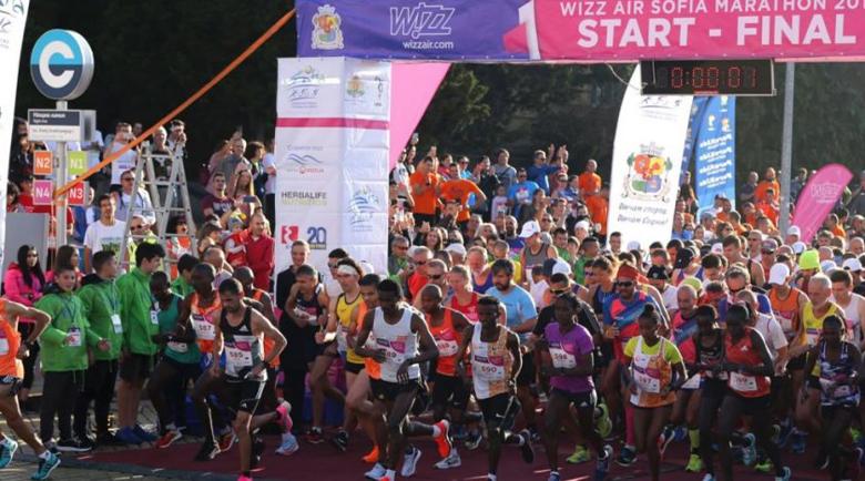 София приема най-силния си маратон с куп световни звезди