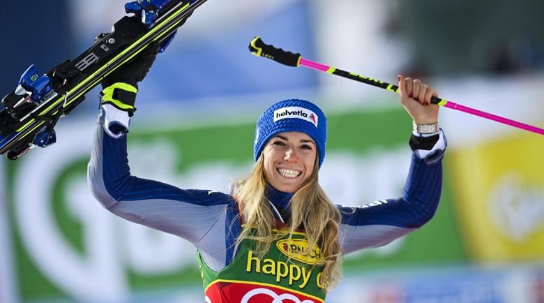 Италианка спечели първия старт при алпийките