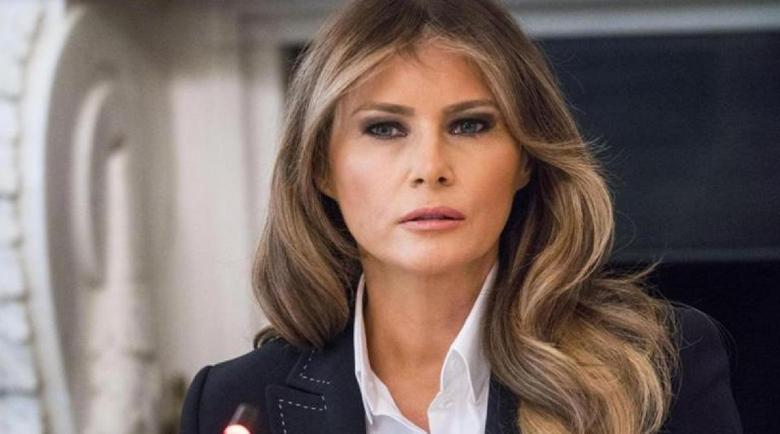 Мелания се сбогува с Белия дом