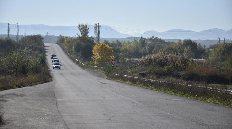 Ремонтират още 7,2 км от пътя Берковица – Монтана